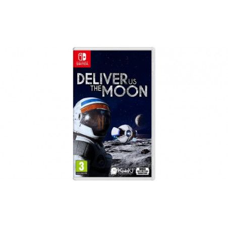 Deliver Us the Moon - Deluxe Edition (Switch)